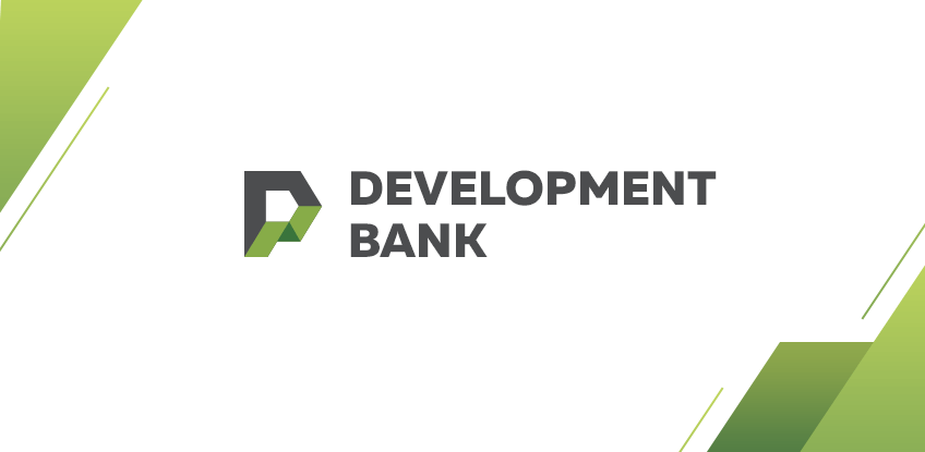 Corporate Style, Logo and Web Design for Development Bank