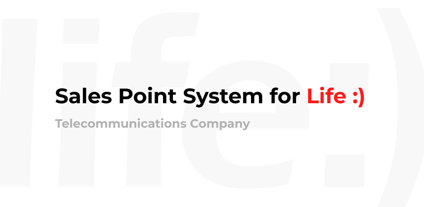 Sales Point System for Life preview